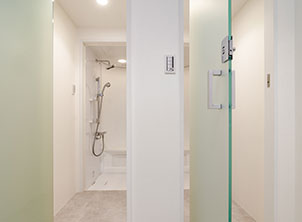 4F Shower booth